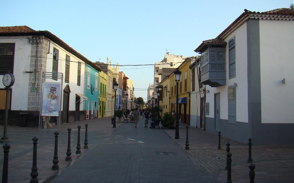 Las mejores zonas para conocer mujeres mayores de Tenerife en San Sebastian de la Gomera ⇵