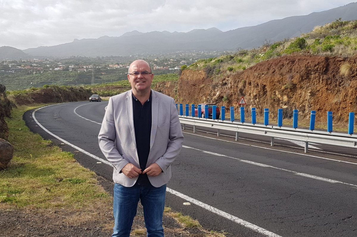 Resultado de imagen de El Cabildo licita por casi dos millones de euros la mejora del primer tramo de la carretera de La Cumbre