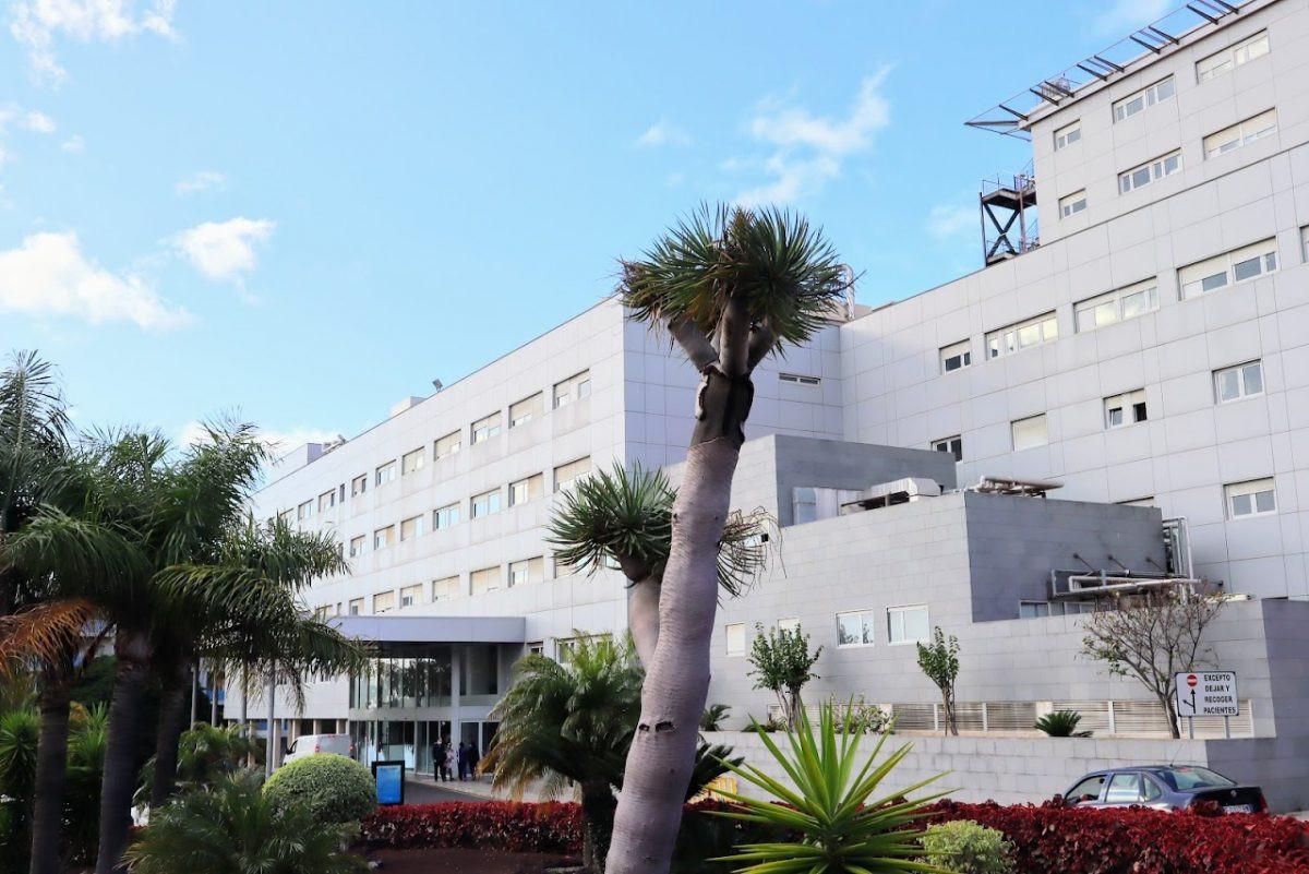 FOTO Entrada principal Hospital Universitario Nuestra Señora de Candelaria e1595858100664